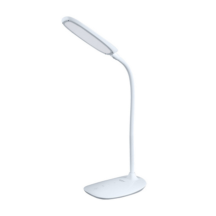 康銘LED臺燈 KM-S053N 可調節書桌臥室床頭插電暖光護眼燈定制