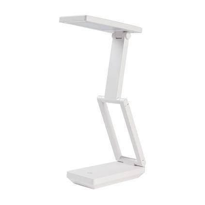 康铭 6708 便携式折叠台灯充电护眼灯书桌学生宿舍床头灯定制