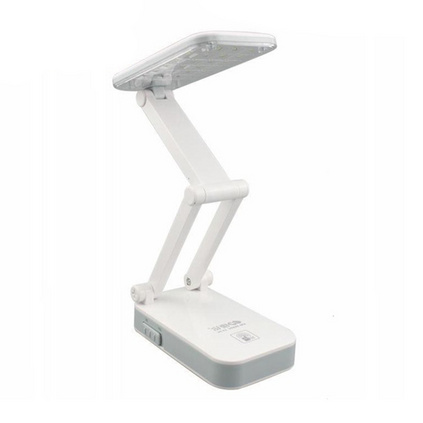 康銘 KM-6675C 可充電折疊臺燈學生宿舍學習護眼床頭LED臺燈定制