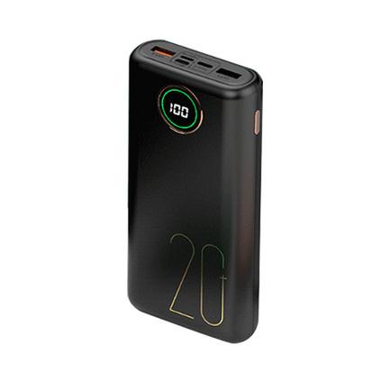 迷你充電寶 20000毫安大容量超薄戶外手機快充移動電源定制