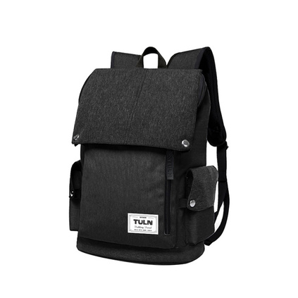 新款男士商務雙肩包 初高中學生書包 大容量戶外旅行背包定制