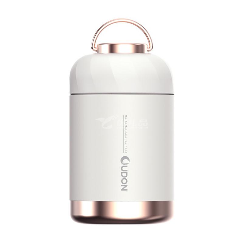贝特便携焖烧杯保温饭桶 450ml真空保温焖烧壶不锈钢焖烧罐定制