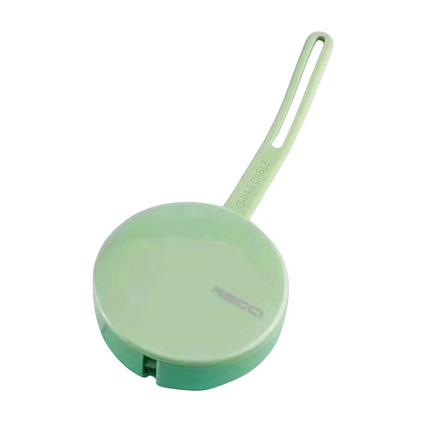 Recci 锐思一拖三可伸缩数据线防缠绕便携可收纳带镜子通用充电线定制