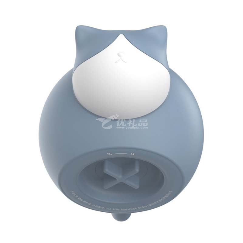 创意猫咪热水袋 学生硅胶可爱注水暖水袋迷你便携暖手宝定制