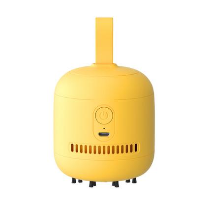 桌面吸尘器 便携学生电动小型家用自动清理橡皮擦铅笔屑清洁器定制