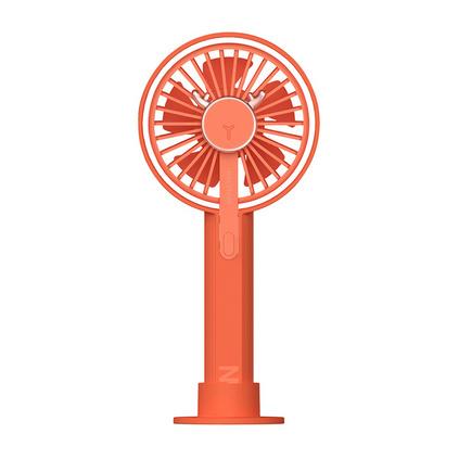 叁活 萌鹿手持風扇 usb便攜風扇辦公室迷你小風扇定制