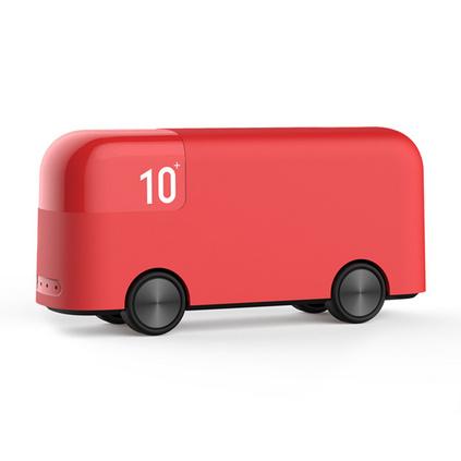 叁活 創意汽車巴士移動電源 10000毫安手機迷你充電寶定制