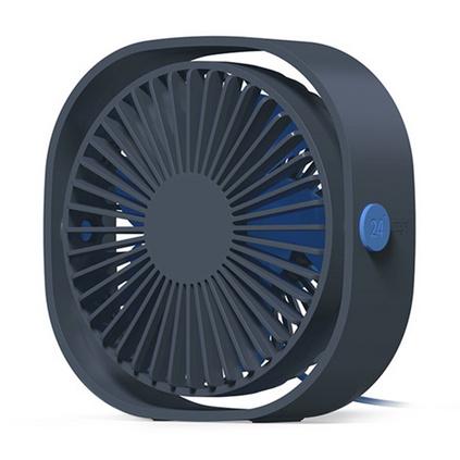 叁活 usb桌面風扇 3檔變速360度旋轉便攜迷你小風扇定制