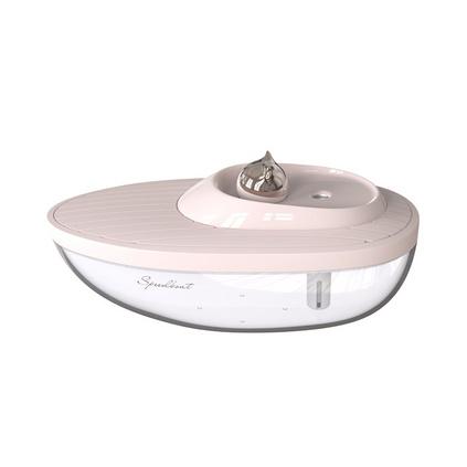 貓咪船長usb車載加濕器 便攜桌面家用霧化器定制
