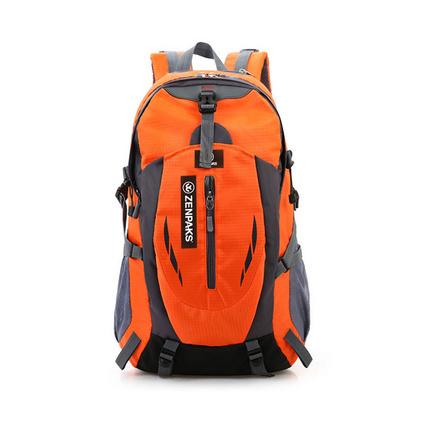 旅行包背包 户外运动登山包 休闲大容量旅游双肩包定制