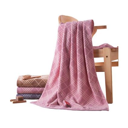 纯棉提缎欧式浴巾 150*75纯棉480g浴巾定制