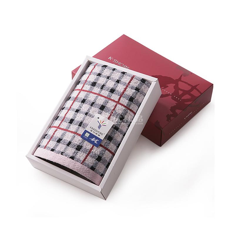 纯棉毛巾 提缎面巾礼盒装 回礼毛巾礼盒定制
