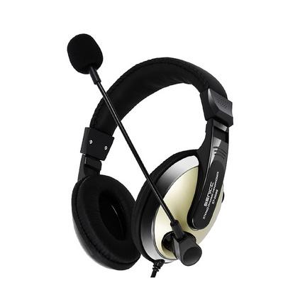 SENICC/声丽 硕美科ST2688 头戴式教育教学有线电脑耳机定制