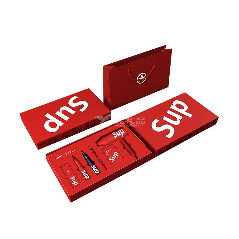 荷兰艾优APIYOO电动牙刷sup豪华个护家庭套装G2礼盒定制