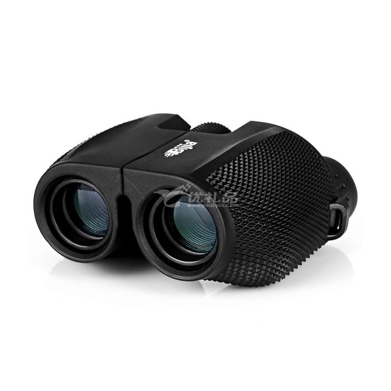 10X25高倍雙筒望遠鏡 高清袖珍微光夜視兒童便攜望遠鏡定制