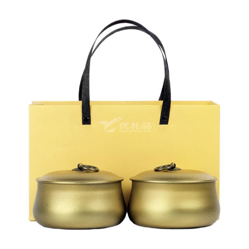 創意茶葉罐鐵盒禮盒包裝盒通用存儲密封罐金茶碗茶葉罐定制