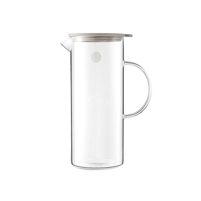 北鼎冷水壺 玻璃開水涼水壺 耐高溫耐熱家用水果茶壺定制