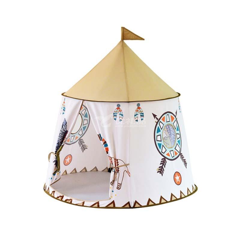兒童帳篷室內游戲屋兒童折疊帳篷定制