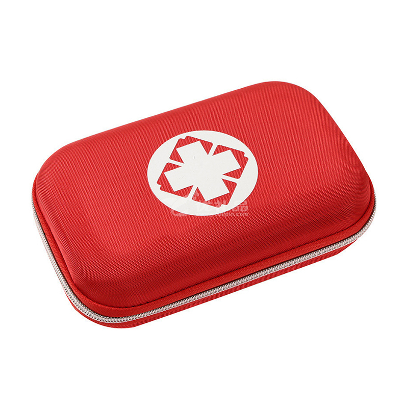 EVA急救包家用戶外車載救援包收納盒防水應急包定制