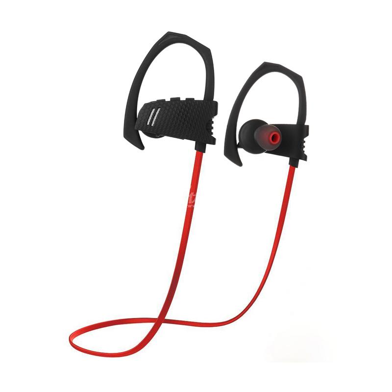 藍牙耳機 雙耳立體聲掛耳式防水4.2運動藍牙耳機定制