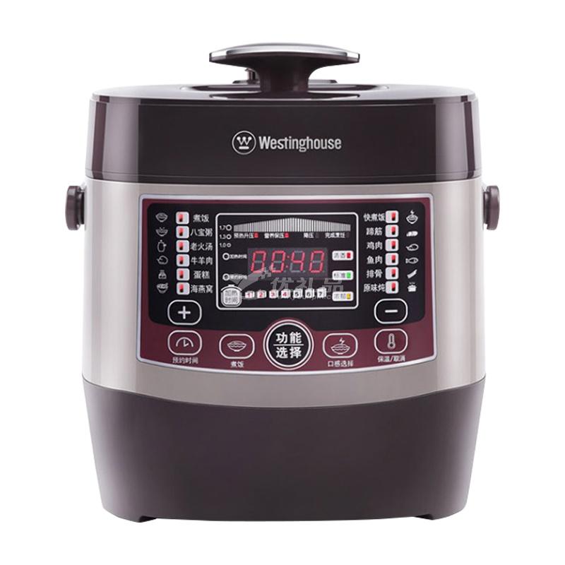 西屋 電壓力鍋6升大容量高壓力鍋智能預約高壓鍋定制