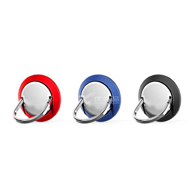 手機指環支架金屬磁吸車載創意手機支架定制